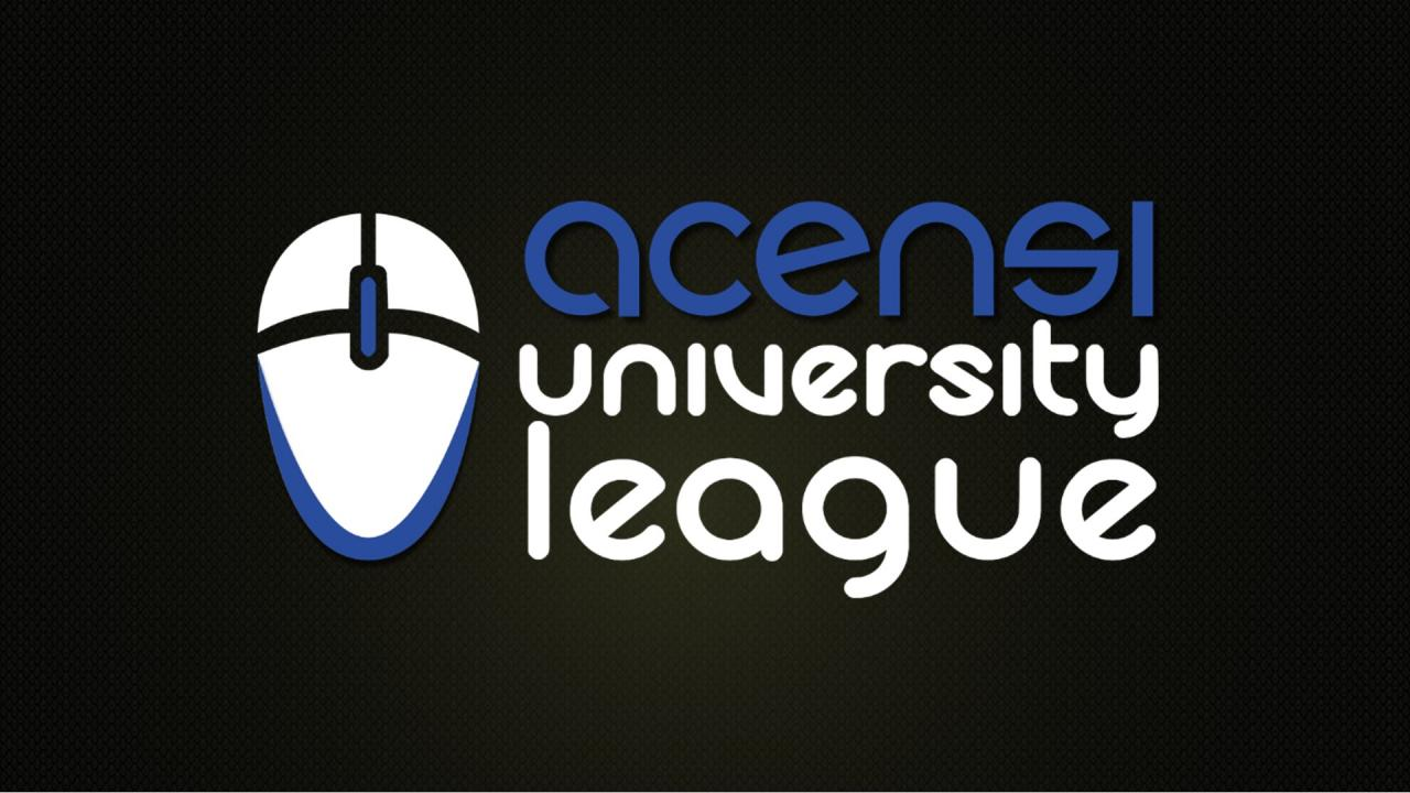 Acensi University League 2016