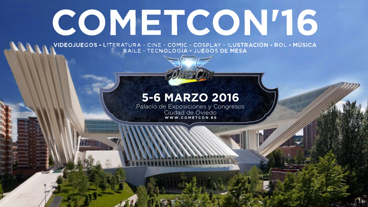 Cometcon Asturias 16 League Of Legends