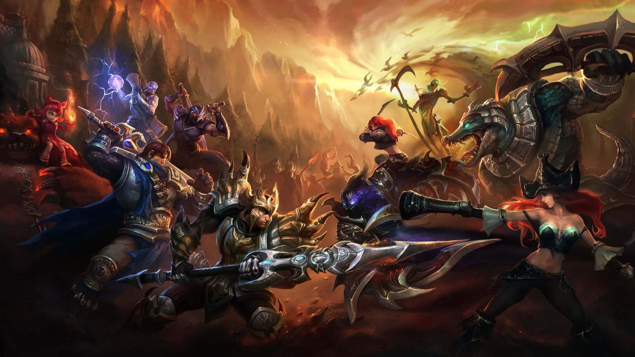 Dominion Geht In Den Ruhestand League Of Legends