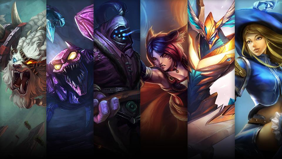 Champions Und Skins Im Angebot 1208 1508 League Of Legends