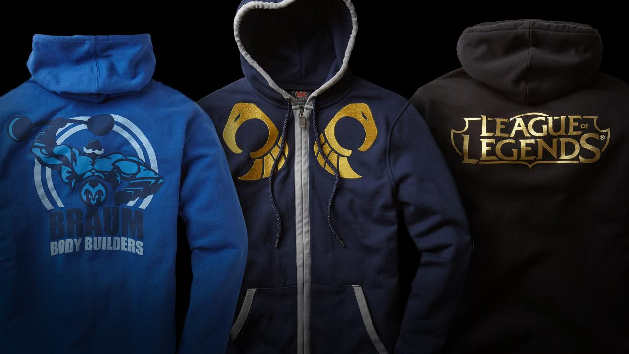 Riot Merch is Live! | League of Legends