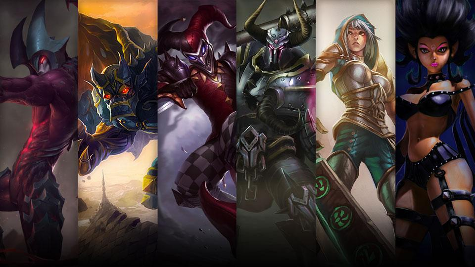 league of legends login