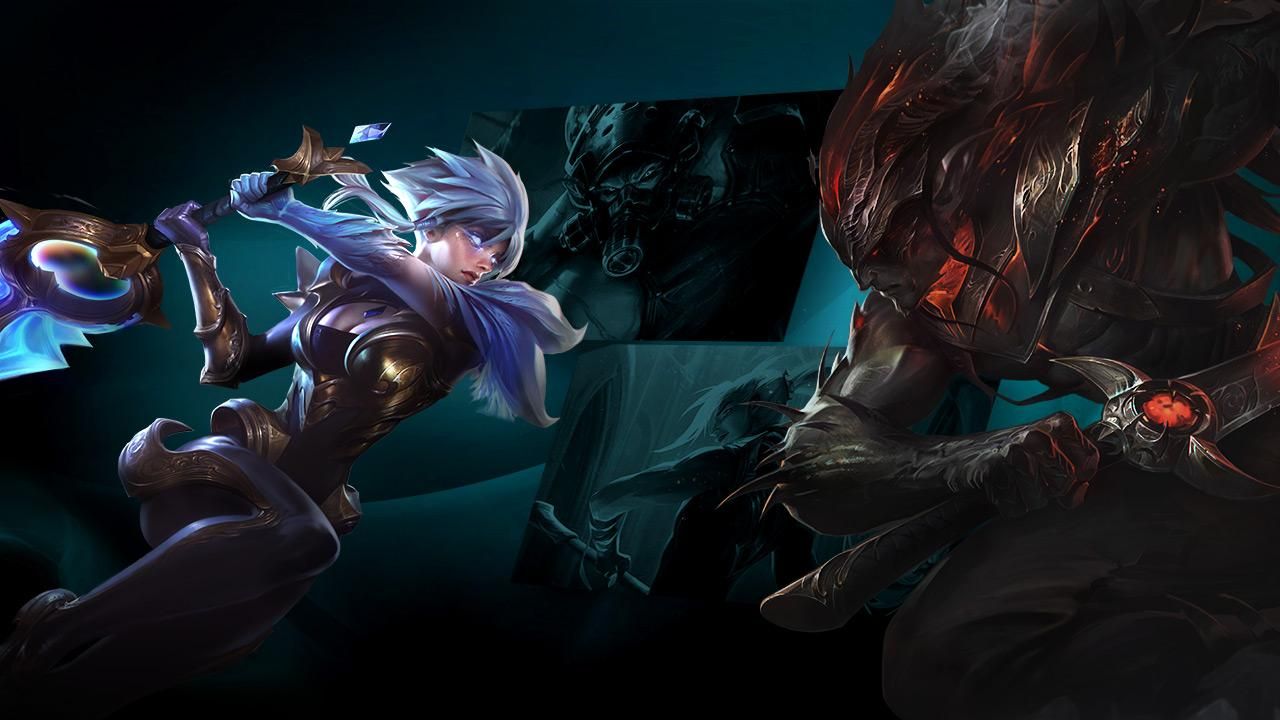 December Early Sales: 15 12 17 – 18 12 17   League of Legends