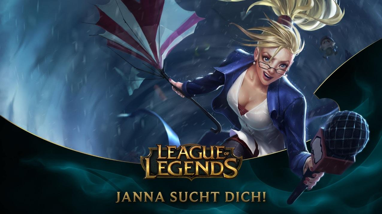League Of Legends Sucht