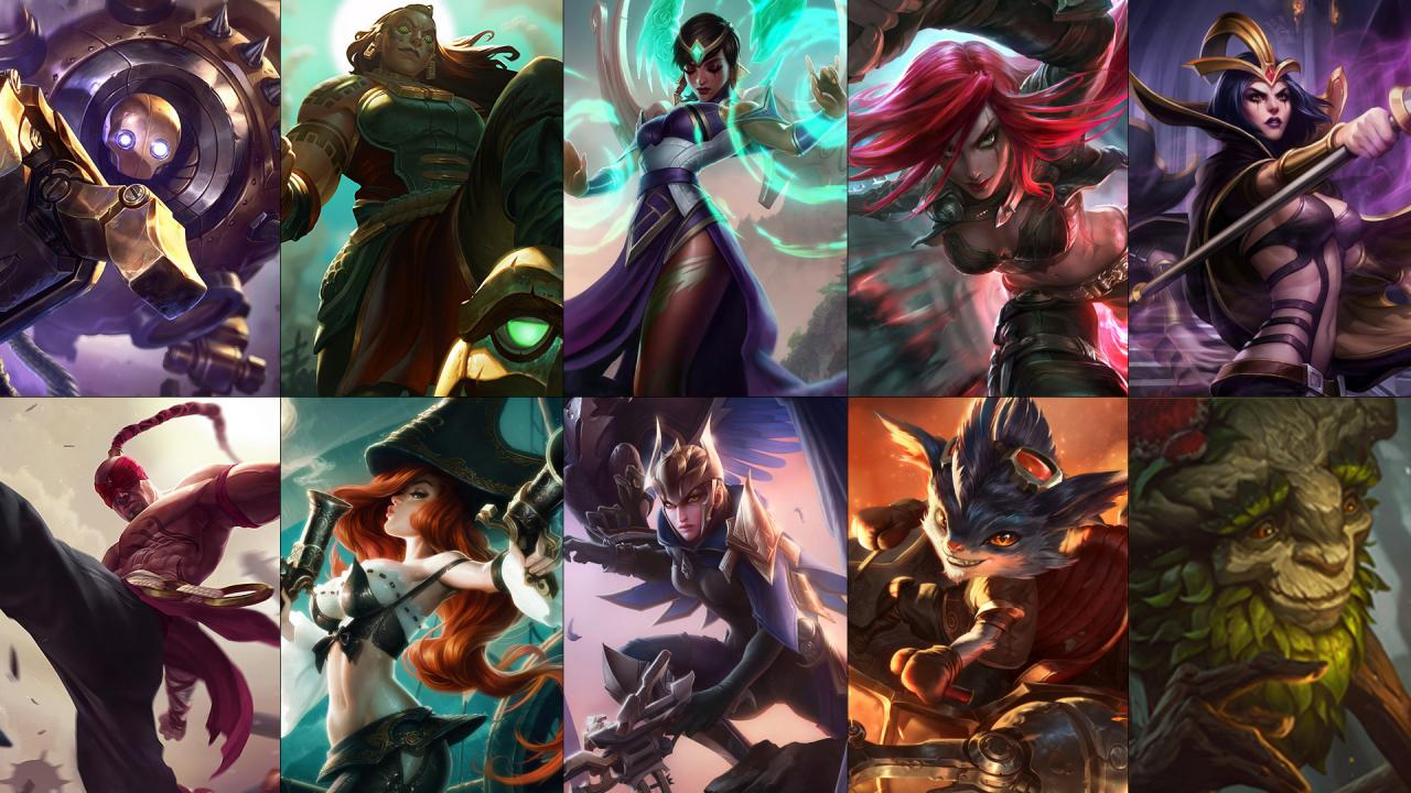 new high quality exclusive range buy best Rotation des champions : Ivern, Quinn, Illaoi et bien plus ...