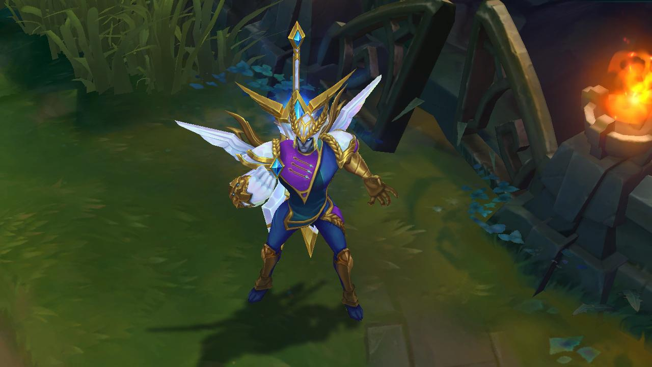 Be Victorious - 2019 Ranked Rewards | League of Legends