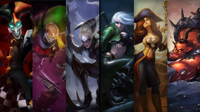 League Of Legends Angebote