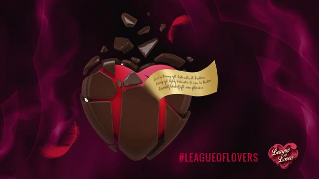 Love Is In The Air This Valentine S Day League Of Legends