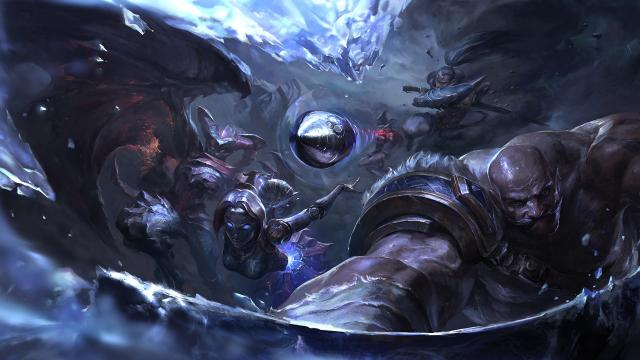 League of Legends matchmaking wiki