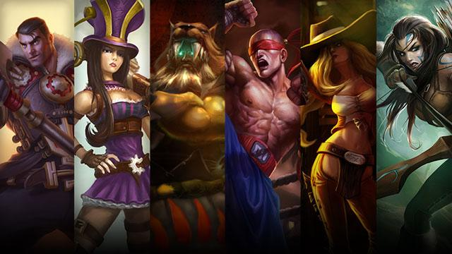 Champions Und Skins Im Angebot 2706 3006 League Of Legends