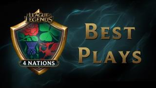 4 Nations: Best Plays