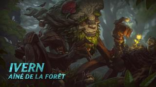 Focus sur Ivern | Gameplay - League of Legends