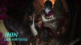 Jhin Champion-Spotlight