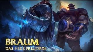 Champion-Spotlight: Braum, das Herz Freljords