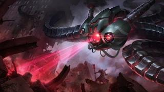 League of Legends - Mecha Vel'Koz