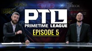 PrimeTime League: Episode 5 (2016)