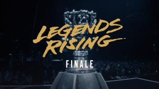 Legends Rising Season Finale: Worlds