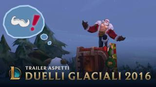 Una fiaba della neve dei Duelli Glaciali | Trailer aspetti Duelli Glaciali 2016 - League of Legends