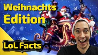 LoL Facts | Weihnachts Edition | 18
