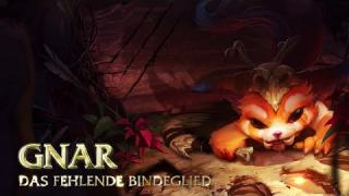 Champion Spotlight: Gnar, das fehlende Bindeglied