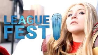 LEAGUE FEST COMING TO INSOMNIA58 - League of Legends Activities Trailer