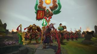 Jahr des Imperators | Skins-Trailer zur Mondwende 2017 – League of Legends