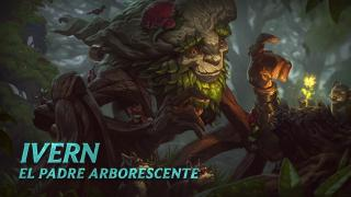 Expositor de campeones de Ivern  | Gameplay - League of Legends