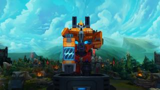 Mecha Zero Sion: Reactivated