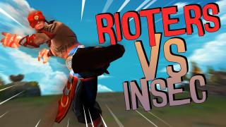 European Rioters vs Insec