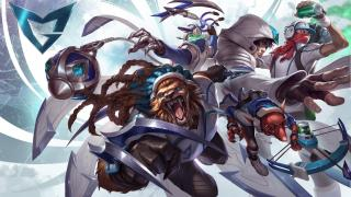 League of Legends – SSW Skins