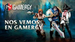 El Mundo League of Legends en Gamergy