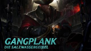 Champion-Spotlight mit Gangplank