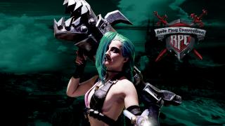 Cosplay Wettbewerb Role Play Convention 2016